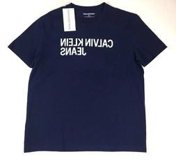 NEW Calvin Klein Jeans T Shirt Calvin Klein Logo Icon Graphi