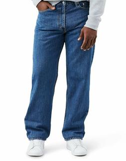 NEW Levi's Men's 550 Relaxed Mid Rise Relaxed Fit Tapered Le