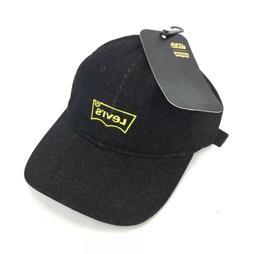 NEW Levi's Strauss x Star Wars Black Denim Jean Hat Cap Forc