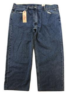 NEW Levis 550 Men's Medium Wash Relaxed Fit Straight Denim J