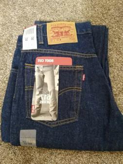NEW Levis Jeans 517 Bootcut Jeans Men's 30x32
