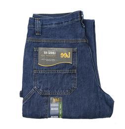 e67111b2 New Lee Men's Carpenter Jeans 100% Cotto.