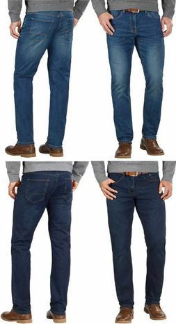 NEW - IZOD Men's Comfort Stretch Jean, Size 32 - 42