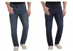 ⭐️ NEW IZOD Men's Comfort Stretch Straight Fit Jeans - V