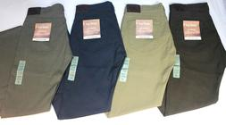 New Men's Dockers Jean Cut Stretch Straight Fit Pant - 98% C