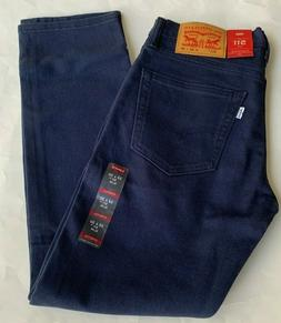 NEW Men's Levi's 511 Slim Fit Stretch Jeans, Dress : Blues -