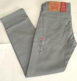 NEW Men's Levi's 511 Slim Fit Stretch Jeans, Color Griffin -