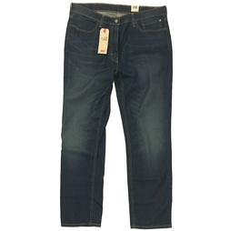 New Men's Levi's 541 Athletic Taper Jeans Stretch Fit 'Midni