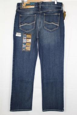 New Ariat Men's M2 Relaxed Boot Cut Jeans 30 31 32 34 Angler