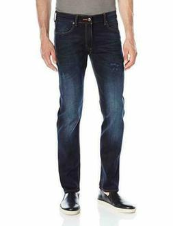 New Men's Lee Modern Series Slim Fit Tapered Fit Jeans / Den