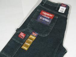 NEW Men's Wrangler Originals Carpenter Jeans 36 W x 32 L New