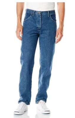 New Maverick Men's Regular Fit Jeans Midstone Wash 36x32 Bra