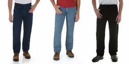 New Rustler by Wrangler Men's Regular Fit Straight-Leg Jeans