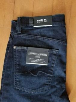New 7 For All Mankind Men's Slimmy Luxe Performance Jeans 31