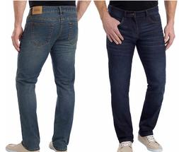 NEW!! Izod Men's Straight Fit Comfort Stretch Jeans Variety