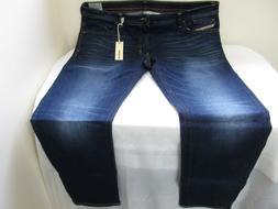 New Men's Diesel Thavar Jeans ORZ59 Stretch Slim Skinny Trou