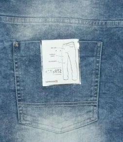 New mens SOUTHPOLE denim jeans Size 48 x 34