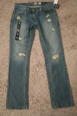 | NEW Mens Jeans size 30 Reg, FREEWORLD Night Train, Daytona