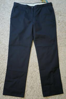 || NEW Mens pants size 40 x 34 LK Life Khaki Straight plain