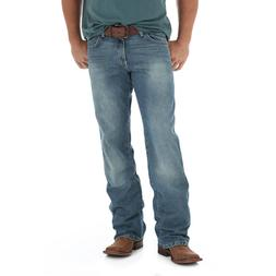 NEW Wrangler Mens Retro Relaxed Fit Bootcut Jeans WRT20RT 10