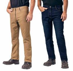 Mens Weatherproof Vintage Straight Leg Fleece Lined Jeans Pa