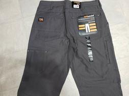New TIMBERLAND PRO men 34 x 32 gray Denim Work Jeans Origina