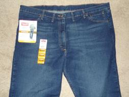NEW WRANGLER RELAXED FIT MEN'S JEANS SIZE 46 X 30 NWT