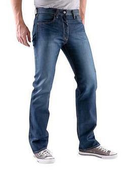 New Levi's Strauss 501 Men's Original Fit Straight Leg Jeans