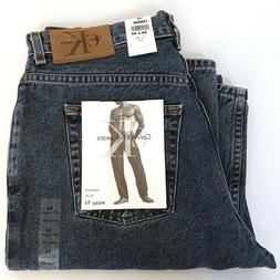 NEW VINTAGE CALVIN KLEIN CLASSIC RELAXED FIT 5 POCKET JEANS