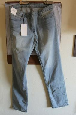 NEW With tags faded Calvin Klein Slim Straight Straight Fit