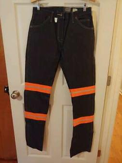 New With Tags Men's Dickies Reflective Relaxed Fit Jeans Siz
