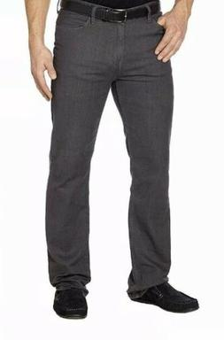 New With Tags Calvin Klein Men's Straight Leg Jeans Axe Grey