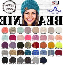 CC C.C Beanie New Women Slouchy Knit Oversized Thick Cap Hat