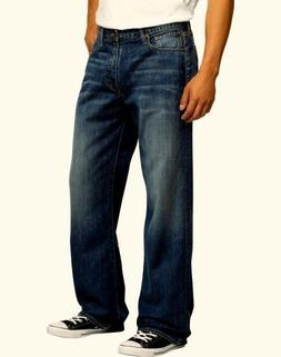 NWOT Men's Lucky Brand 181 Relaxed Straight Leg Jeans Size 4