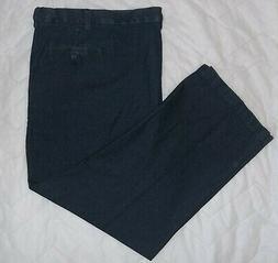 NWOT Men's HAGGAR Denim Jeans SIZE 56 x 30 ~ Comfort Waistba