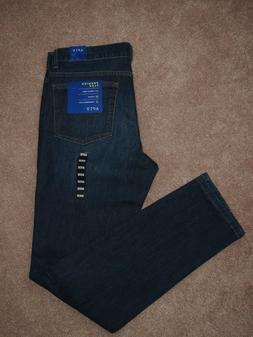 e79dcf80d9 NWT $60 Men's Apt. 9 PREMIER FLEX Slim Fit Jeans 30x32