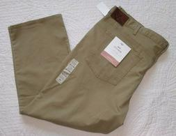 NWT $65 Dockers THE JEAN CUT Khaki Jeans Pants Mens 48 x 30