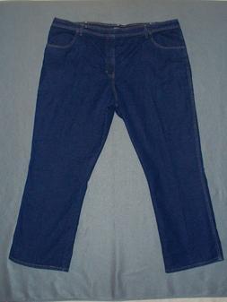 NWT Big + Tall Men's Comfort Action Stretch Jeans w/ Flex Wa