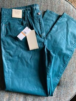 Nwt Calvin Klein Colored Jeans Ultimate Skinny Mens 33 X 32