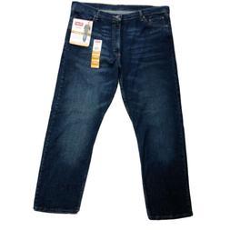 NWT Wrangler Five Star Relaxed Fit Flex Denim Jeans 42 x 32