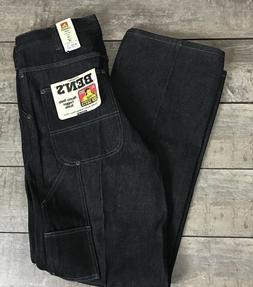 Black New//tags Double Knee Ben Davis Carpenter pants