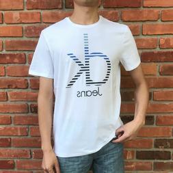 NWT Calvin Klein Jeans Men's CK Letter LOGO 100% Cotton Shor