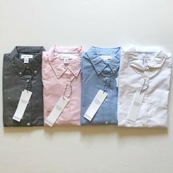 NWT Calvin Klein Jeans Men's The Essential Oxford Button Dow
