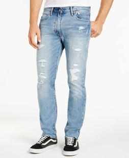NWT Levi's 511 Regular 38 x 32 Denim Jeans Slim Fit Cut Off