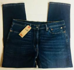 NWT Levi's Men's 514 Stretch Regular Fit Straight Leg Jeans