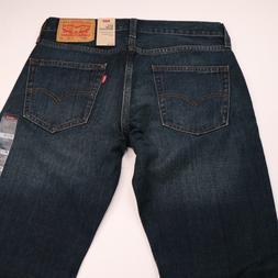 NWT LEVIS 527 Slim Bootcut Mens Blue Jeans 30x32 NWT NEW 95