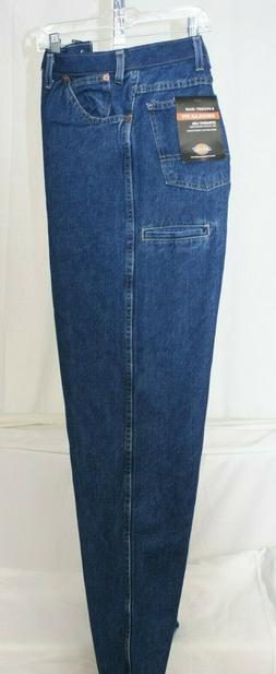 NWT Men's Dickies 6 Pocket Regular Fit Straight Leg Jeans Sz