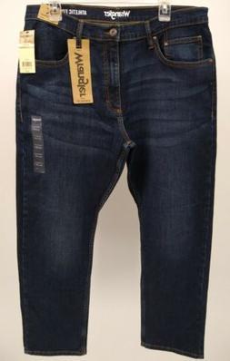 NWT Men's Wrangler Athletic Fit Jeans Flex for Comfort Size