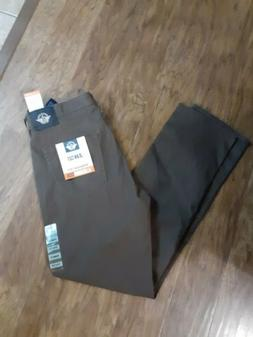 NWT Men's Dockers Brown Jean Cut All Seasons Tech Pants Size