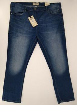 NWT Men's Alexander Julian Colours Stretch Slim Jeans Size 4